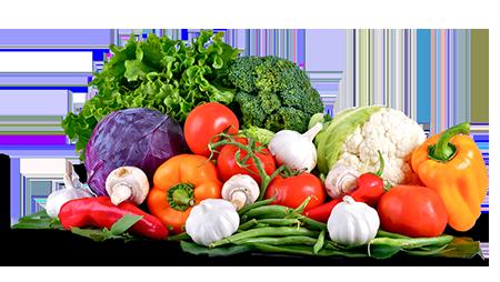 здравословни продукти без фон