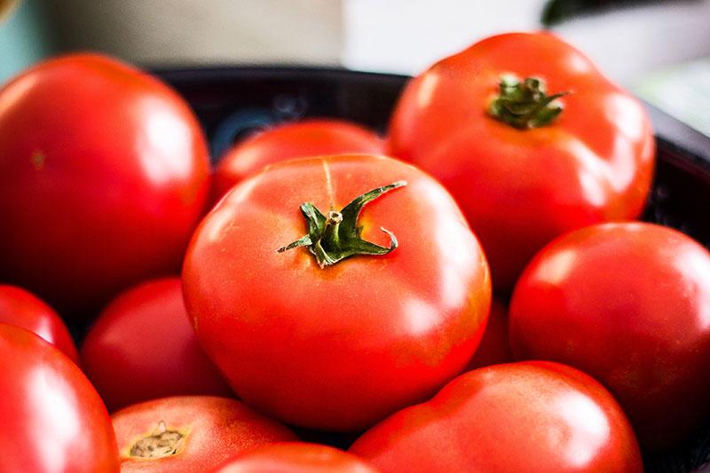 купа с домати