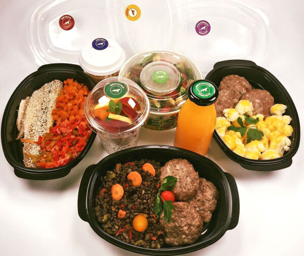 High Protein Fitness Menu 5 by Fit Panther
